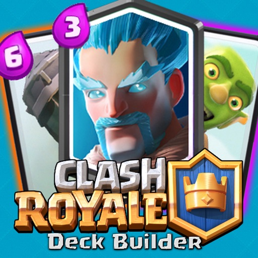 Deck builder for clash royale building guide par for Clash royale deck molosse
