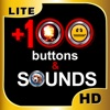 100s of Buttons & Sounds - 効果音