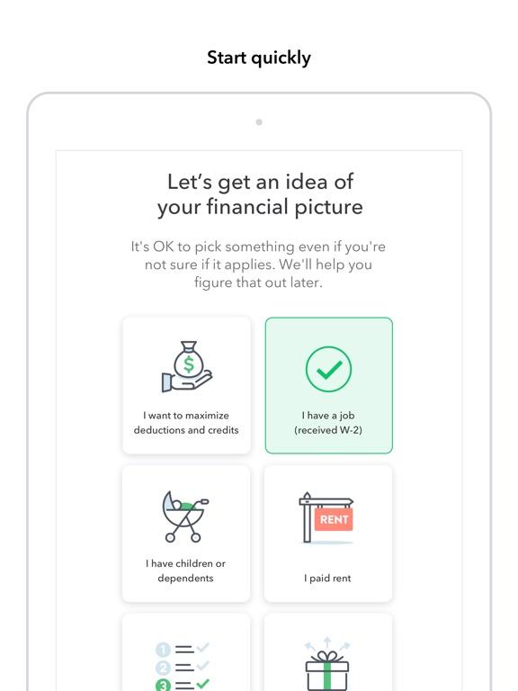 capital one application turbo tax