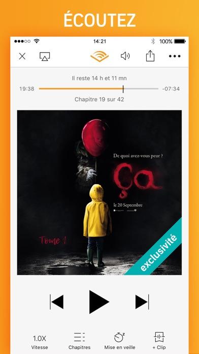 download Audible - Livres audio apps 4