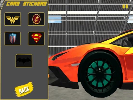 Автомобиль Механик: дрейф раса Скриншоты6