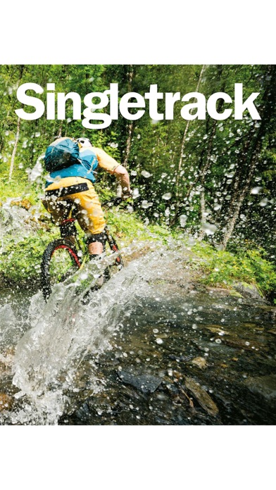Singletrack Magazine review screenshots