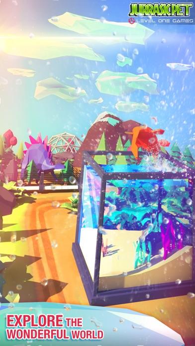 Jurassic Pet - Virtual World Screenshot