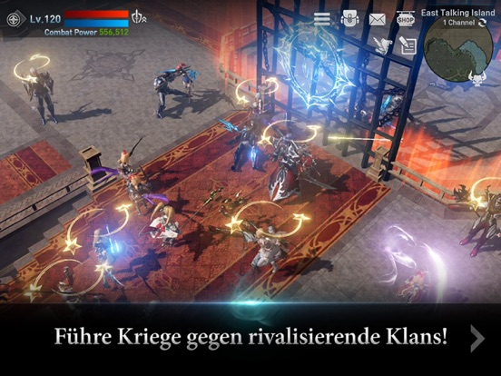 Screenshot 3 Lineage 2: Revolution