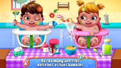 Screenshot of Il primo giorno da babysitter1