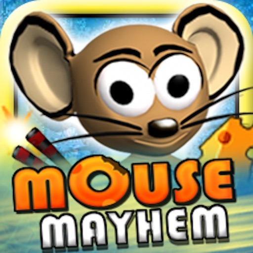 Mouse Mayhem Fun Shooting Race