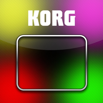 Korg iKaossilator XY Pad Controller iOS app