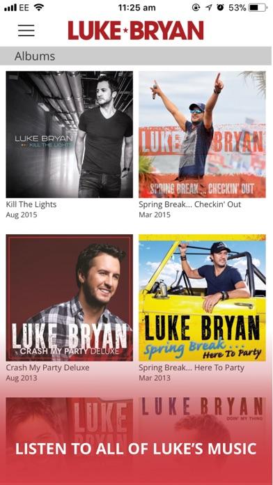 download Luke Bryan apps 0