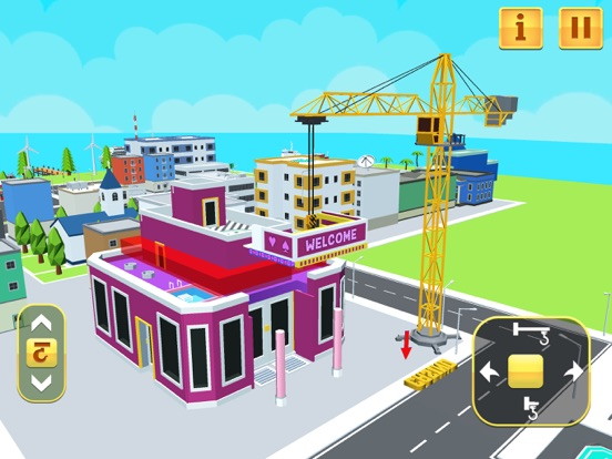 Casino Vegas Craft & Building Скриншоты7