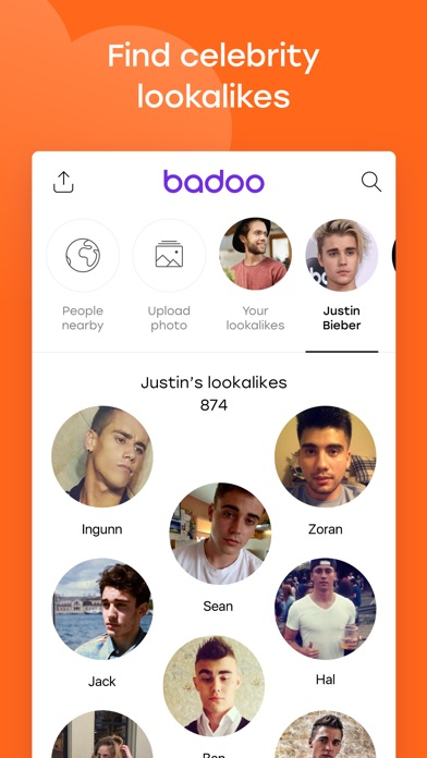 Badoo Premium Screenshots