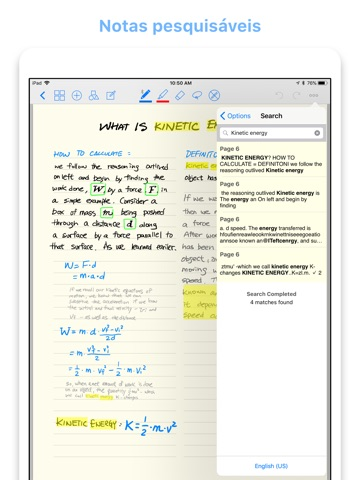 GoodNotes 4 screenshot 2