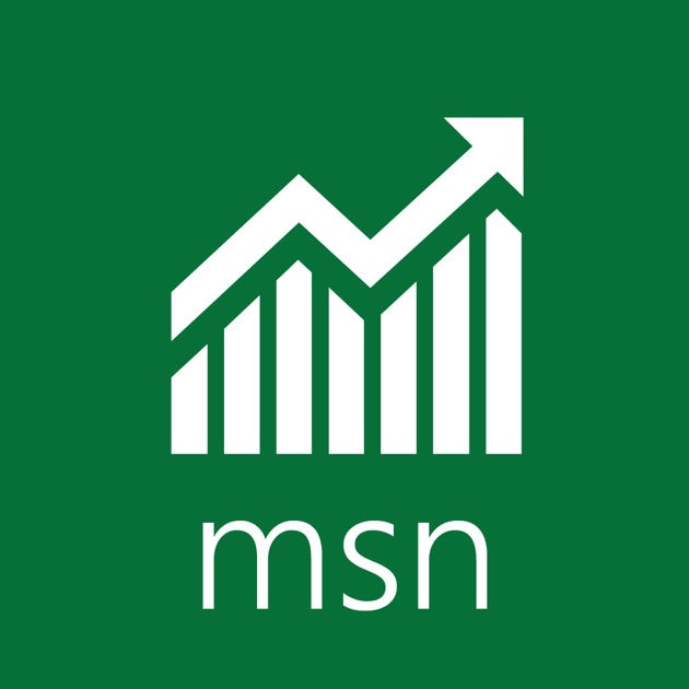 Msn Stock Quotes Msn Money On The App Store