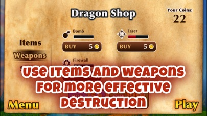 Screenshots for Dragons Rage Deluxe