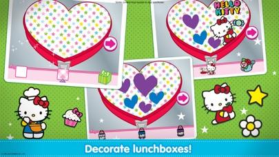 Hello Kitty Lunchbox screenshot four