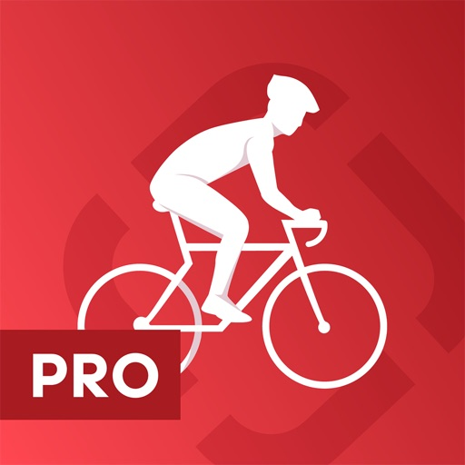 专业自行车码表:Road Bike Pro Cycling Computer powered by runtastic