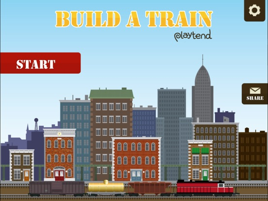 Build A Train Screenshots