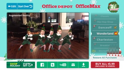 download ElfYourself® By Office Depot apps 1