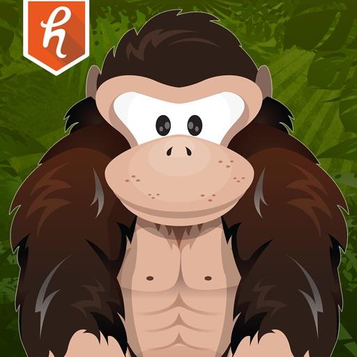 大猩猩锻炼计划:Gorilla Workout : Fitness Aerobic and Strength Trainer Program on a Budget