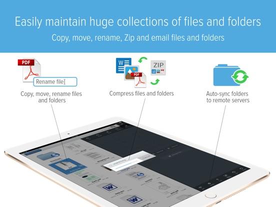 GoodReader PDF Editor & Viewer Screenshots