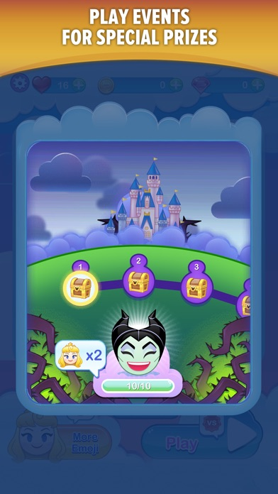 Screenshot #7 for Disney Emoji Blitz with Pixar