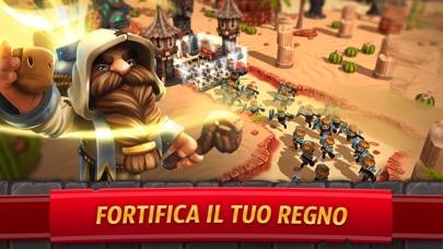 Screenshot of Royal Revolt 21