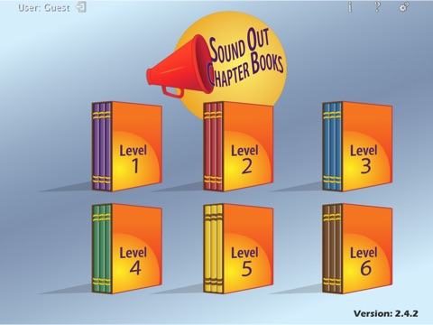 Sound Out Chapter Books Lite screenshot 1