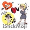 iStickMoji: Смайлики и Стикеры