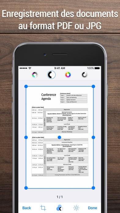 download iScanner - Dcanner document. apps 3