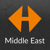 Navigon Middle East app review