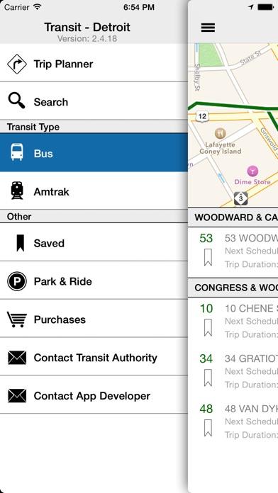 download Transit Tracker - Detroit apps 4