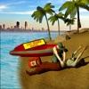Summer Coast Guard 3D: Jet Ski Rescue Simulator logo