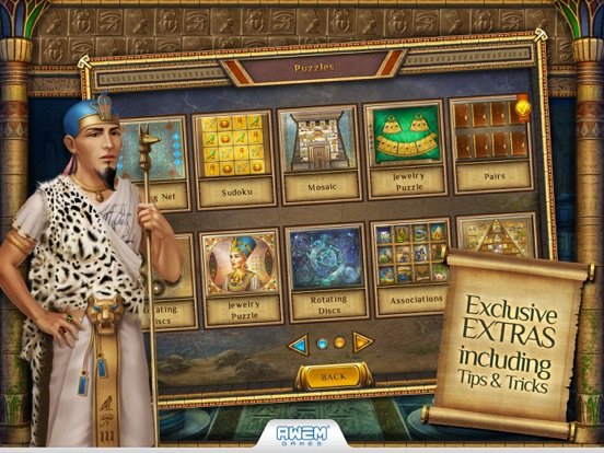 Screenshot #5 for Cradle of Egypt (Premium)