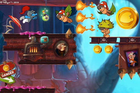 Smurfs Epic Run screenshot 3