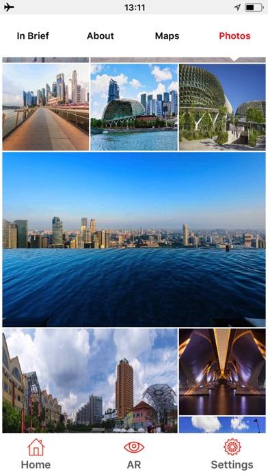 Singapour Guide de VoyageCapture d'écran de 3