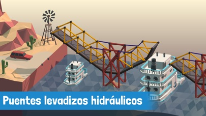 Screenshot for Poly Bridge in Mexico App Store