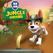 丛林探险的洛克小狗 - 荒野跑酷行动