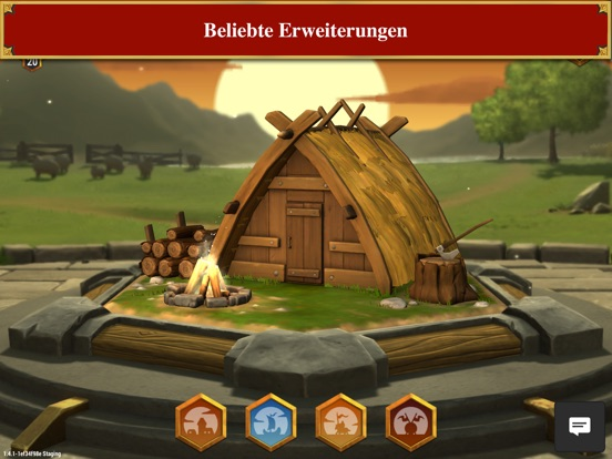Screenshot 3 Catan Universe