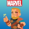 Marvel Stickers: Thor Ragnarok 앱 아이콘 이미지