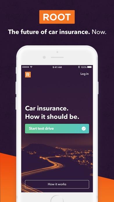 Car Insurance App Like Root