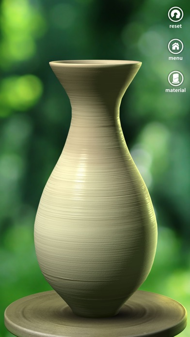 Screenshot of Let's Create! Pottery HD Lite1