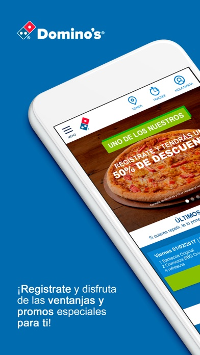 download Domino's Pizza apps 4