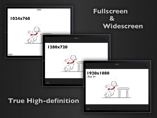 Animation Creator HD Скриншоты3