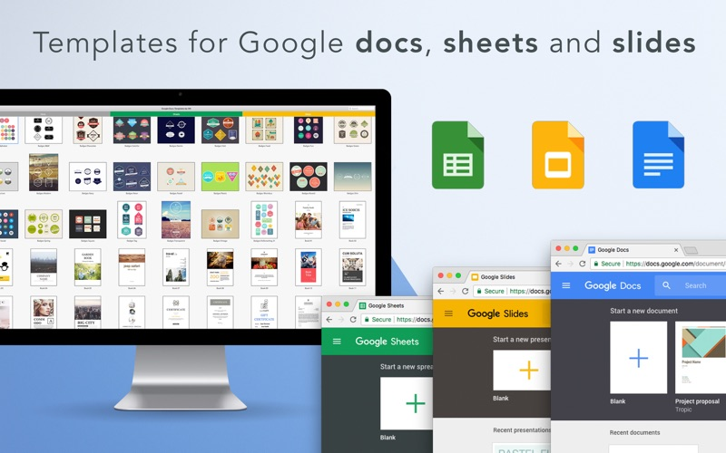 Google Docs Templates by GN 4.0 – Templates for Google Docs. | macOS ...