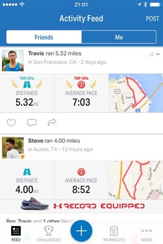 Map My Run by Under Armour screenshot 3