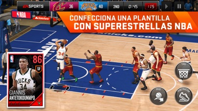 download NBA LIVE Mobile Baloncesto apps 0