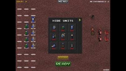 8bitWar: Netherworld screenshot 5