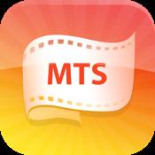 4Video MTS Converter - To MP4/MOV/AVI