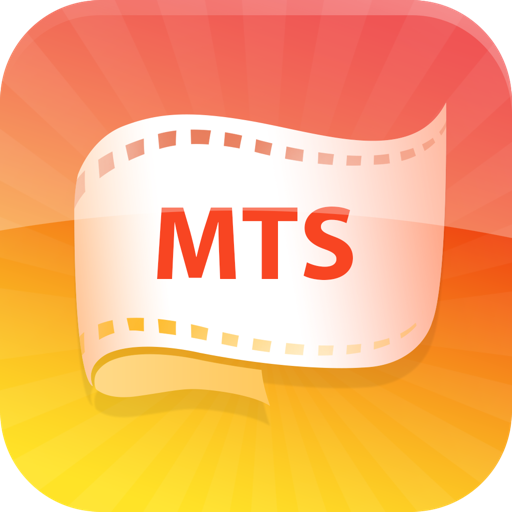 4Video MTS Converter - To MP4/MOV/AVI