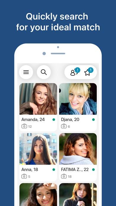 download EuroDate – match&date appstore review