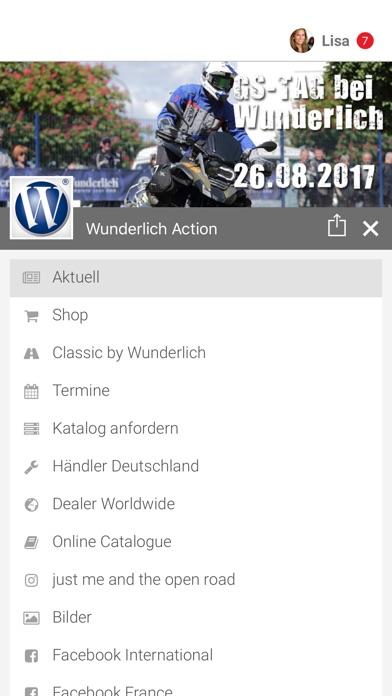 Screenshot von Wunderlich Action2